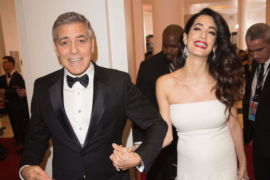 See on ametnik: George ja Amal Clooney on vanemad!